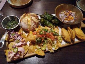 Tabu in Leiden restaurant eten uit eten