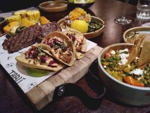 Tabu in Leiden restaurant eten uit eten met zijn allen