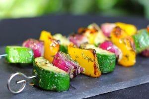 groentespies op de Big Green Egg BBQ kamado mr and ms in the kitchen recept recepten