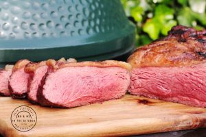 Picanha van de Big Green Egg bbq barbecue recept mr and ms in the kitchen